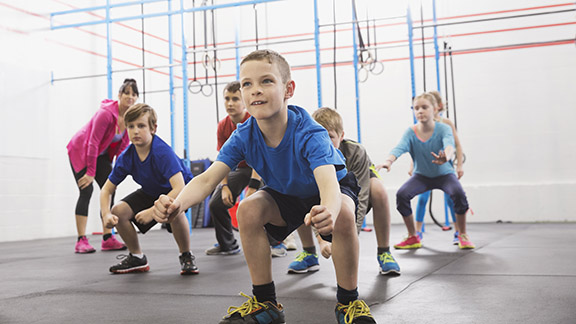 How to get your kids moving Bupa Global